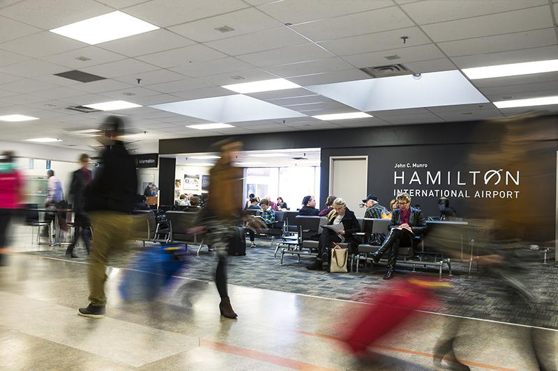 Take Flight - Hamilton International Airport