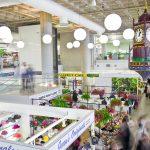 Farmers Market Birks Clock