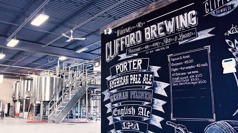 clifford brewery