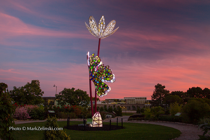 RBG Sculpture Garden