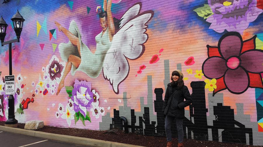 Mural - Ottawa Street