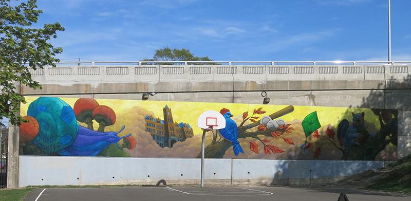 Murals - Carter Park