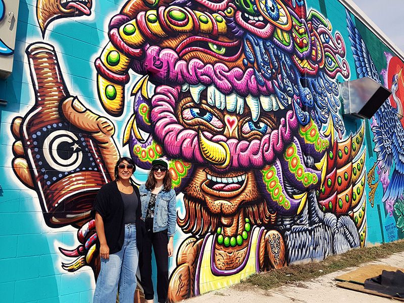 Murals - Collective Arts
