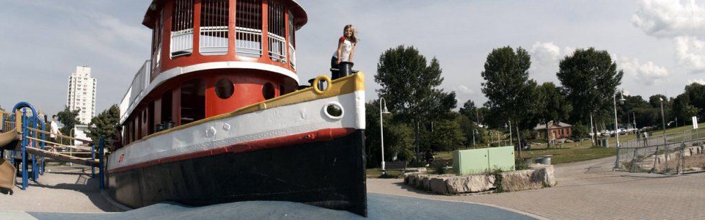 Bayfront Park Tugboat