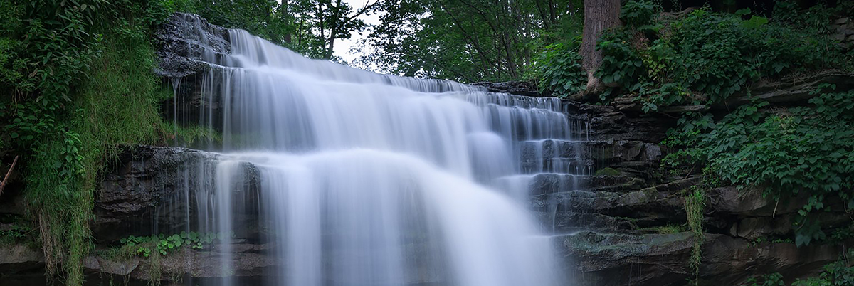 waterfalls in hamilton